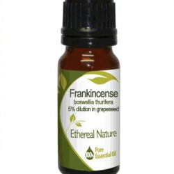 frankincense 5% dilution in grapessed 10 ml